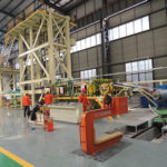 Printing Production Line of Colored Aluminum Plate