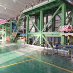 outlet loopers of metal color coating line manufacturer-400