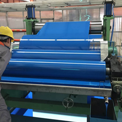 High speed color steel coil production line | GEIT Electric